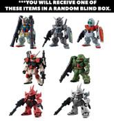 FW Gundam Converge 22 Bandai Shokugan Figure Blind Box