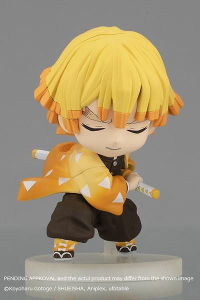 Zenitsu Agatsuma Chibi Masters Demon Slayer Figure