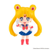Sailor Moon Chibi Masters Pretty Guardian Sailor Moon Figure