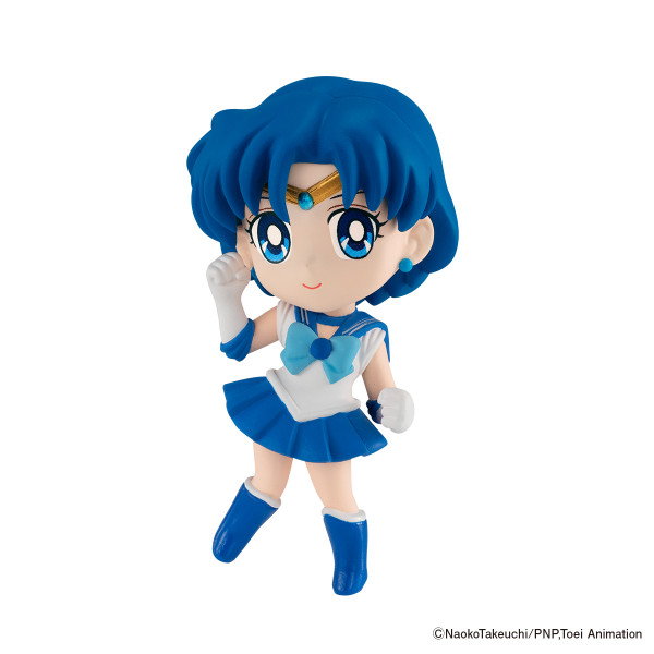 Sailor Mercury Chibi Masters Pretty Guardian Sailor Moon Figure