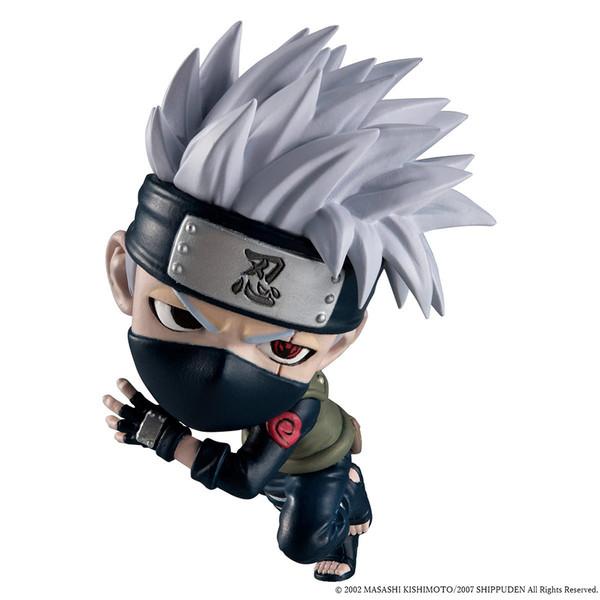 Kakashi Hatake Naruto Shippuden Chibi Masters Figure