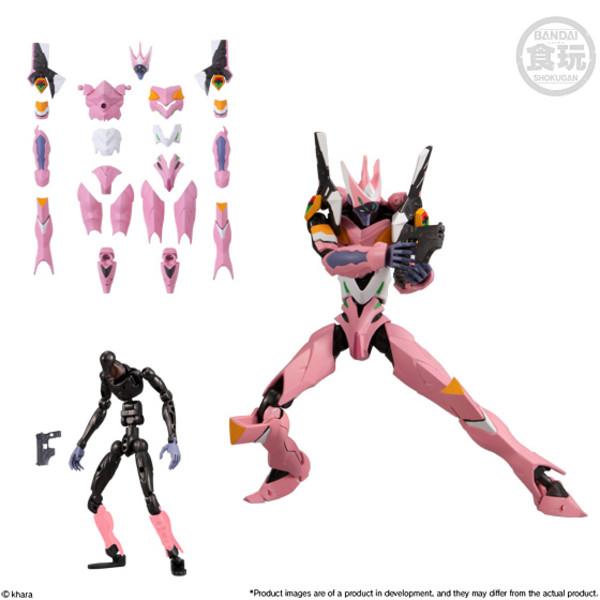 Eva Frame 02 Evangelion Bandai Shokugan Figure Blind Box