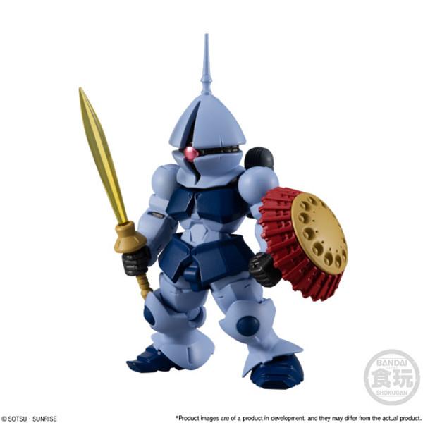 FW Gundam Converge 10th Anniversary Ver Bandai Shokugan Figure Set