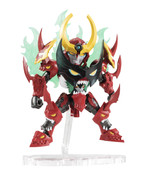 Gunmen Unit Gurren Lagann NXEDGE Style Figure
