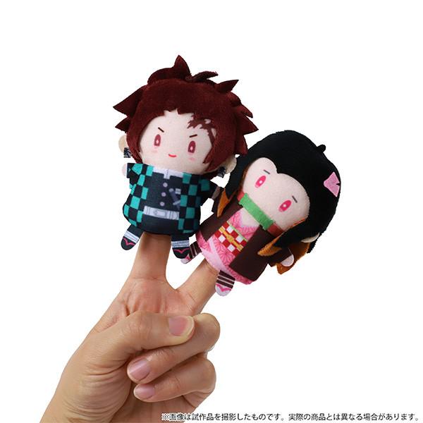 Nezuko Demon Slayer Finger Puppet
