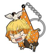 Zenitsu Demon Slayer Keychain