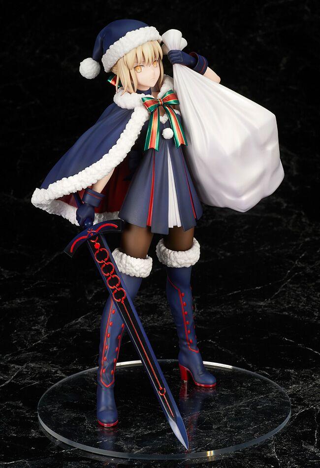 Altria Pendragon Santa Alter Fate/Grand Order Figure