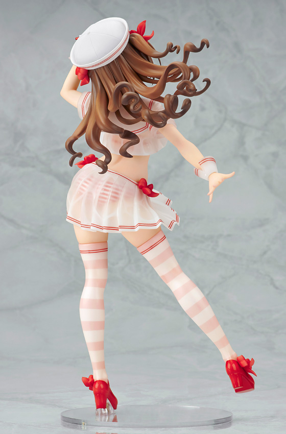 Uzuki Shimamura (Re-Run) Hajikete Summer Ver IDOLM@STER Cinderella Girls Figure