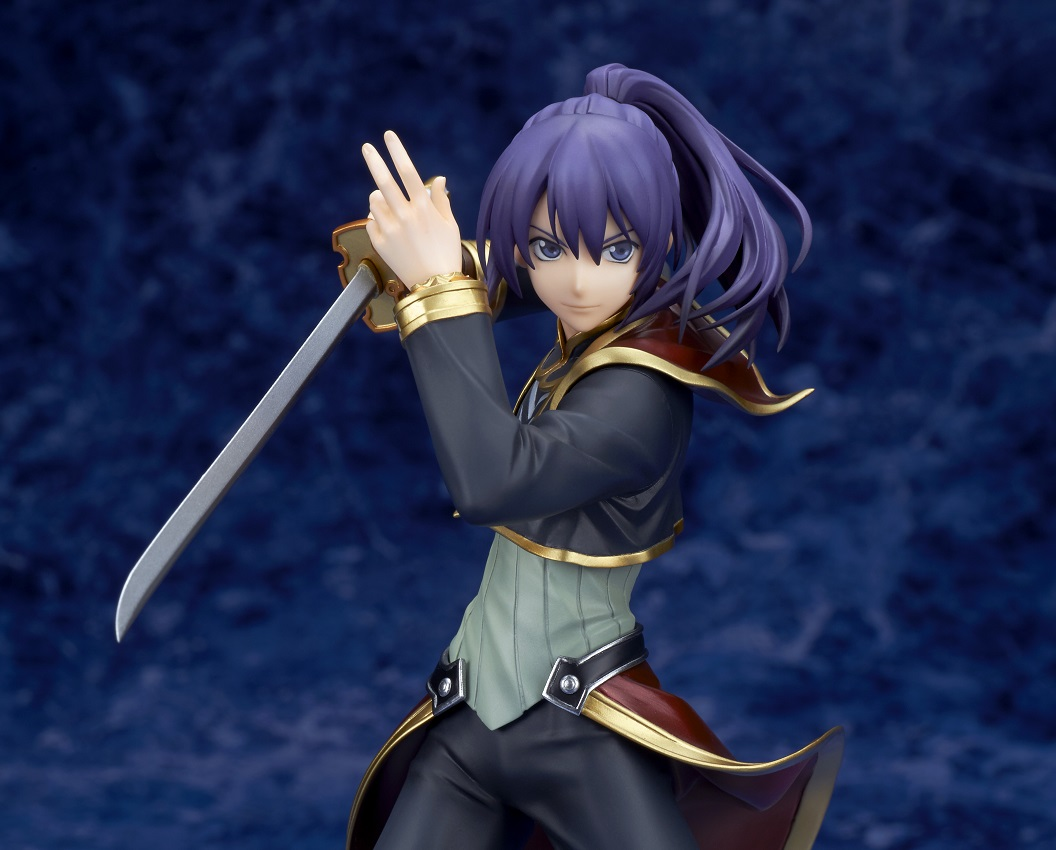 Yuri Lowell and Repede True Knight Ver Tales of Vesperia Figure