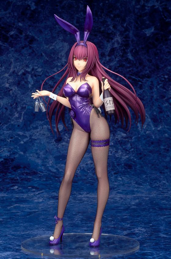Scathach Sashiugatsu Bunny Ver Fate/Grand Order Figure