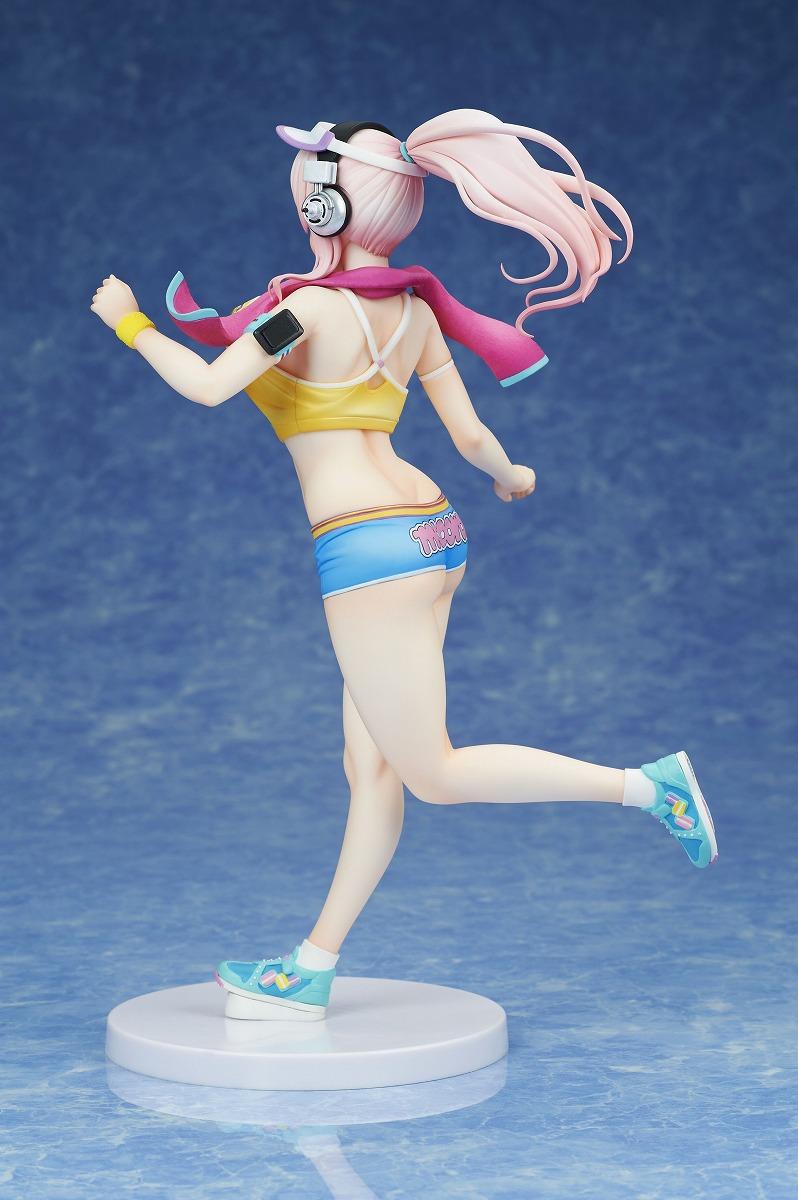 Sonico Jogging Ver Super Sonico Figure