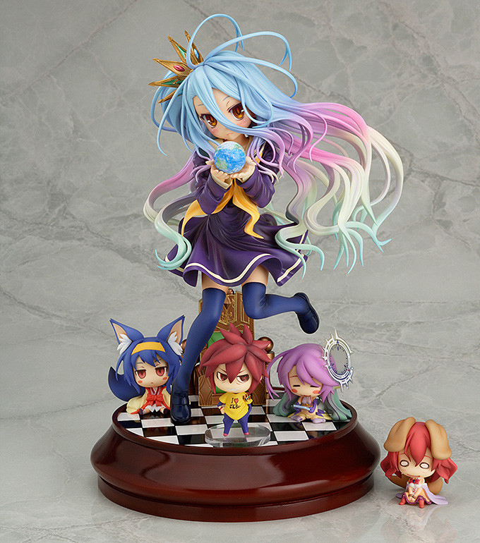 Shiro No Game, No Life Figure 889075602407