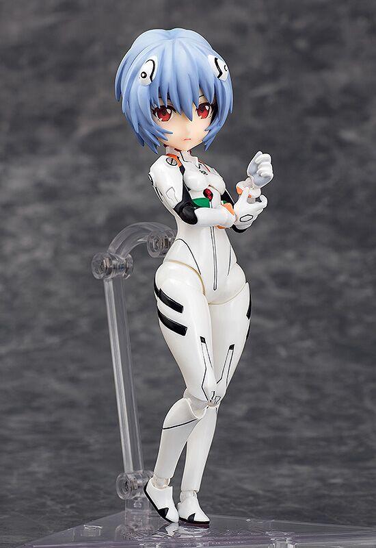 Rei Ayanami Neon Genesis Evangelion Parfom Figure 4560308575113