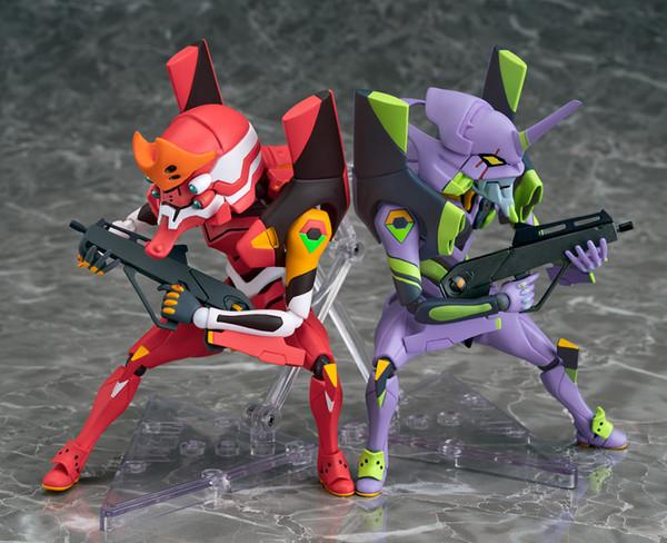 Unit-02 Rebuild of Evangelion Parfom Figure
