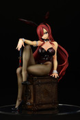 Erza Scarlet Bunny Girl Ver Fairy Tail Figure