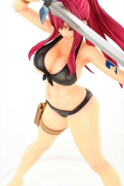 Erza Scarlet Swimsuit Gravure Style Ver Fairy Tail Figure