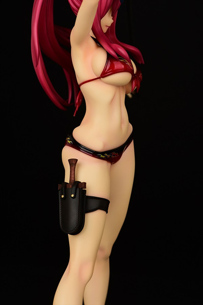 Erza Scarlet Swimsuit Gravure Style Fire Ver Fairy Tail Figure