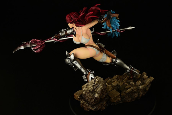 Erza Scarlet the Knight Refined 2022 Ver Fairy Tail Figure