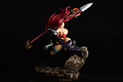 Erza Scarlet the Knight Refined 2022 Black Armor Ver Fairy Tail Figure