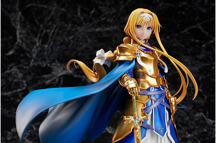 Alice Zuberg Sword Art Online Alicization Figure