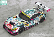Hatsune Miku AMG 2018 SUPER GT Ver 1/64 Scale Good Smile Racing Car