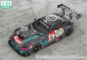 Hatsune Miku AMG 2017 SPA24H Finals Ver 1/64 Scale Good Smile Racing Car