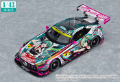 Hatsune Miku AMG 2020 SUPER GT Okayama Test Ver 1/43 Scale Good Smile Racing Car