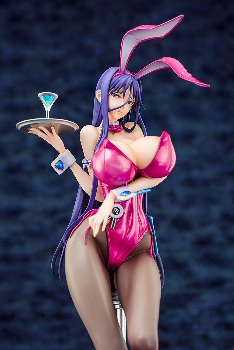 Misanee Mystic Pink Bunny Girl Style Mahou Shoujo Figure