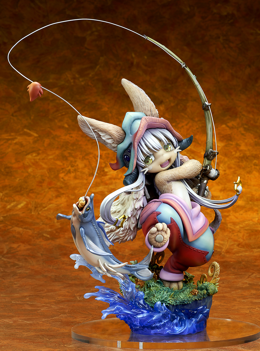 Nanachi Gankimasu Fishing Ver Made in Abyss Figure