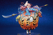 Hata no Kokoro The Expressive Poker Face Touhou Project Figure