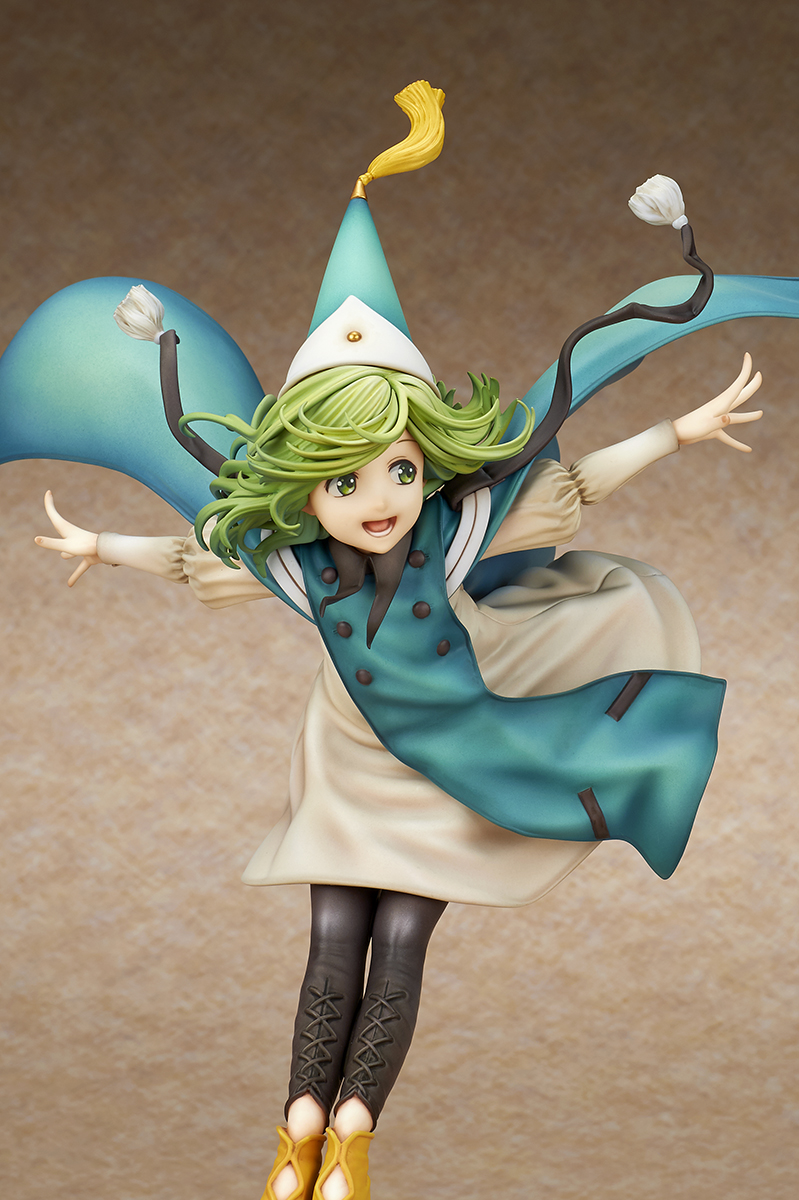 Coco Atelier of Witch Hat Figure