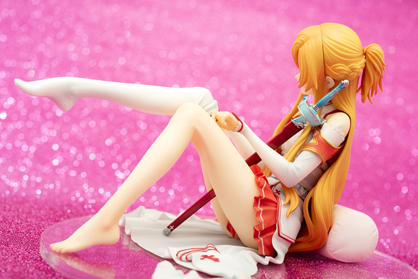 Asuna Dressing Ver Sword Art Online Figure