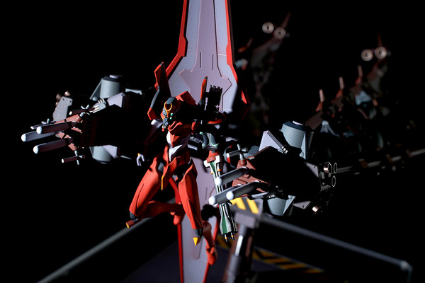 Unit-02 Beta Booster Ver Evangelion 3.0 You Can [Not] Redo Figure