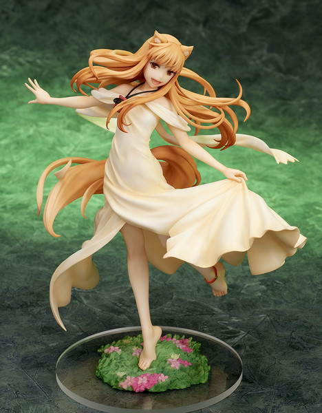 Holo Spice and Wolf Figure