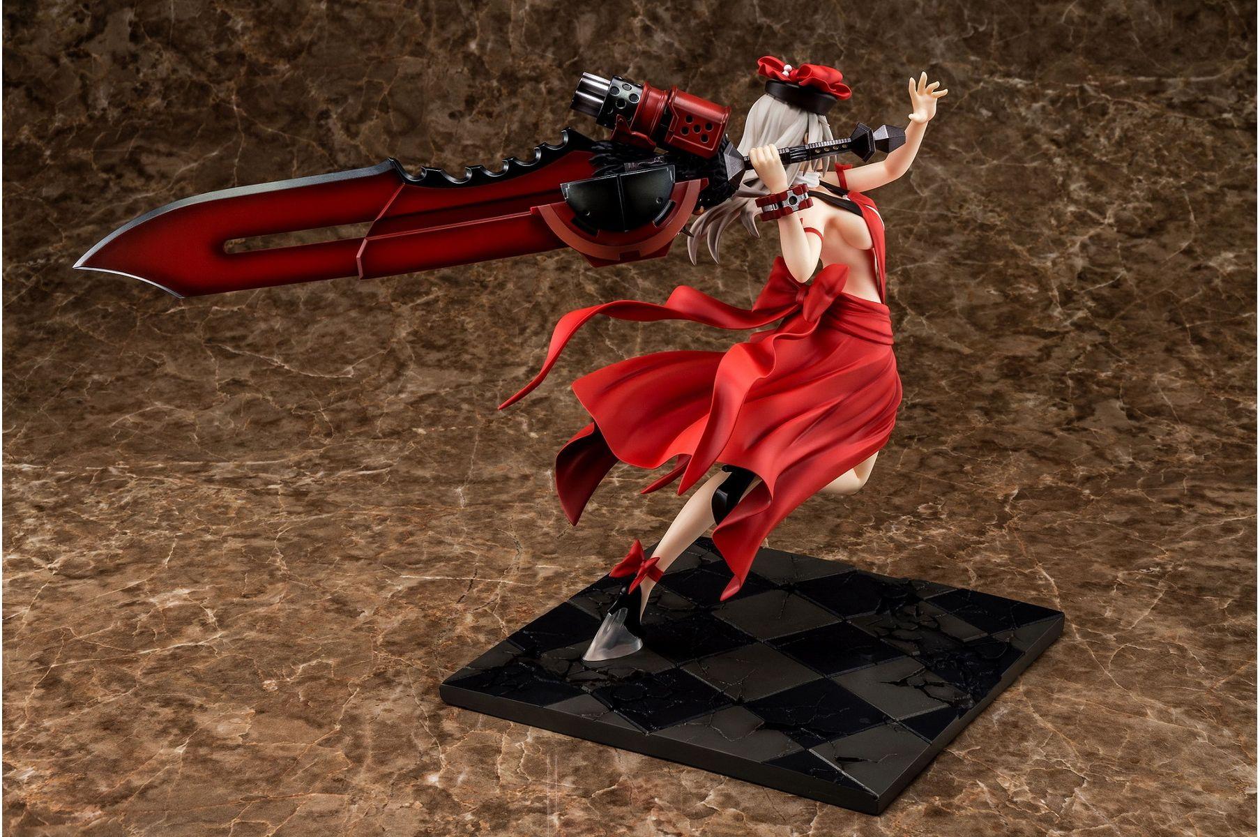 Alisa Ilyinichna Omela Crimson Anniversary Dress Ver God Eater Figure
