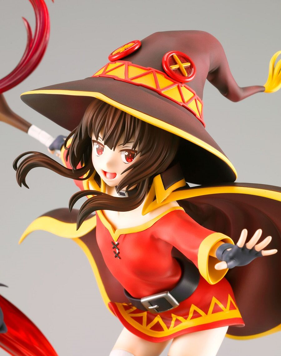 Megumin Explosion Magic Ver Konosuba Figure