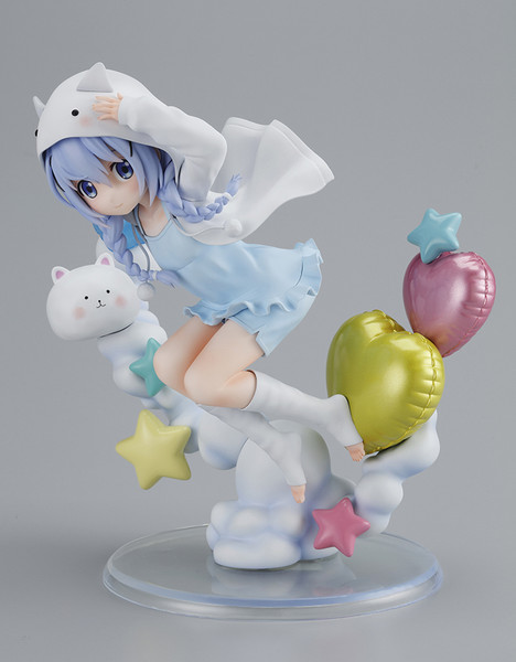 Chino Tippy Hoodie Ver Is the Order a Rabbit? BLOOM Figure