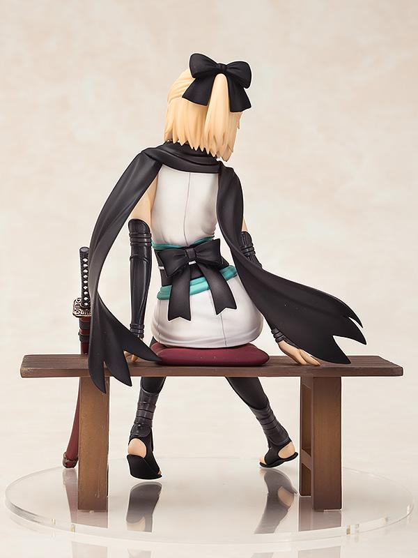 Saber/Souji Okita Resting Swordsman Fate/Grand Order Figure