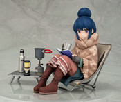 Rin Shima Laid-Back Camp Figure