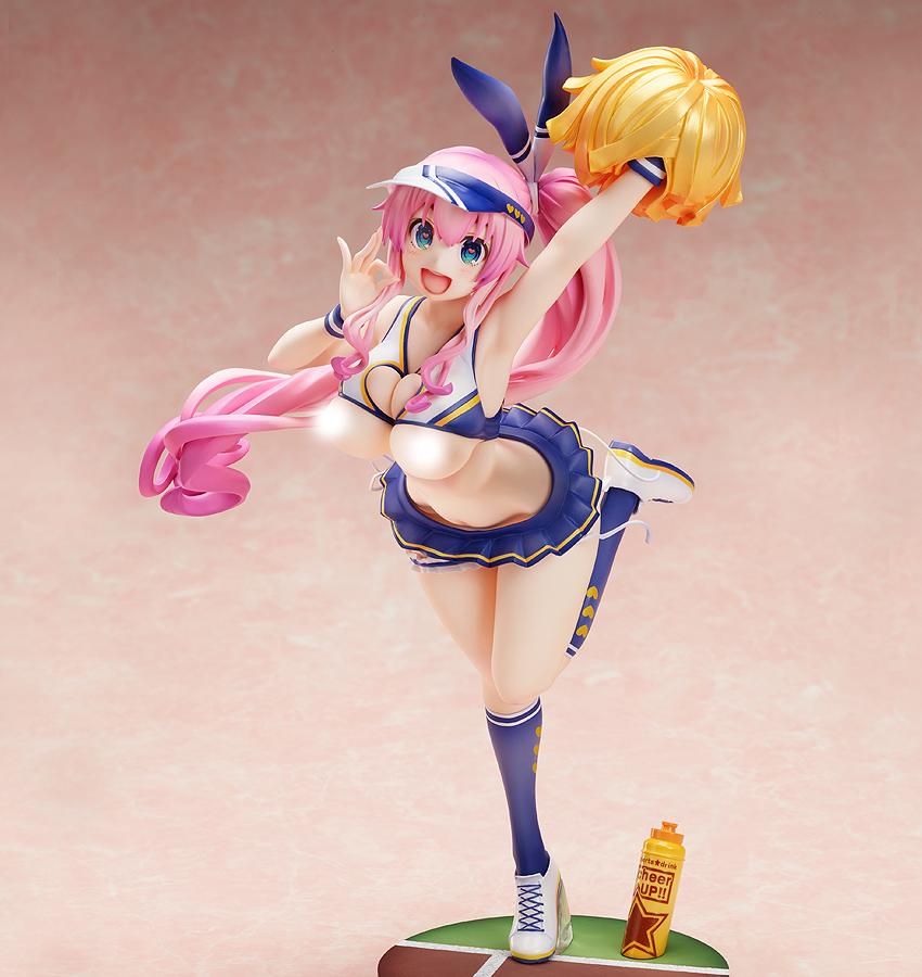 Cheer Girl Original Character Figure