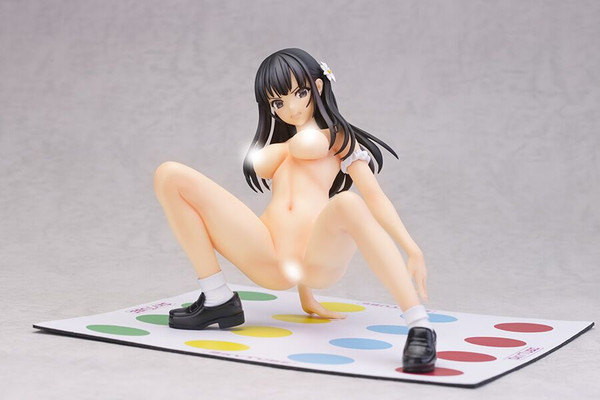 Niramare Twister Game Girl Original Character Figure