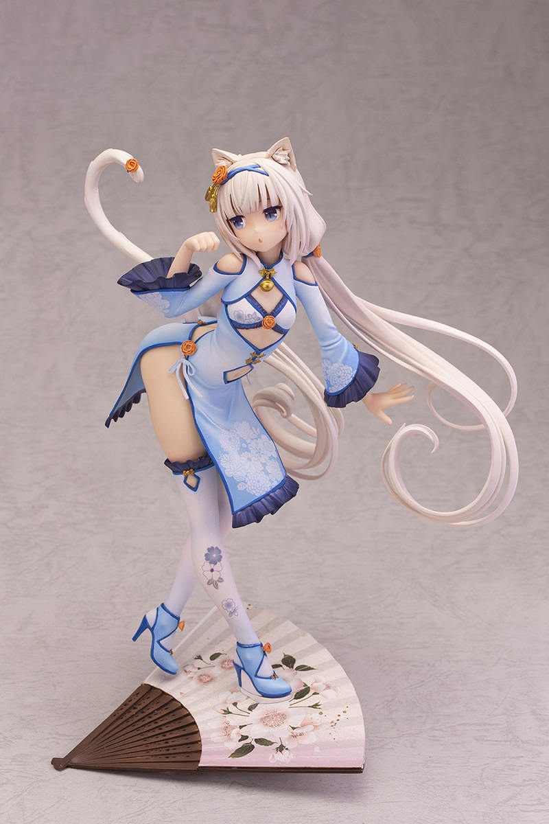 Vanilla Chinese Dress Adult DX Ver NekoPara Figure