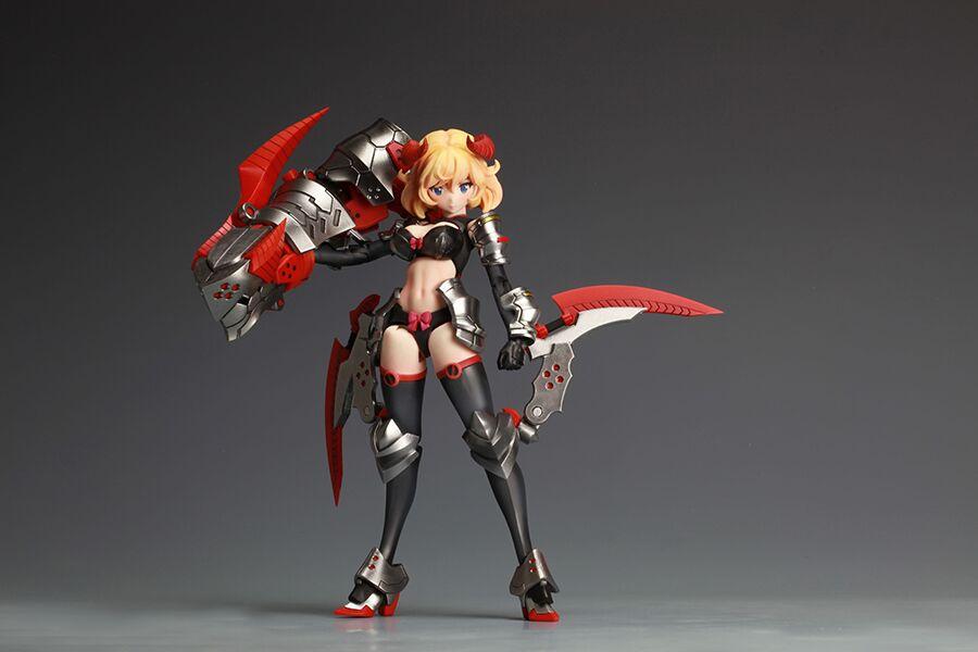 Dragondress Sophia (Re-Run) DX Ver DarkAdvent v.1 Model Kit