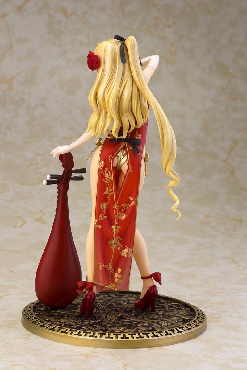 Jin-Lian Red Ver Original Character Figure