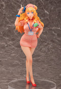 Galko Nurse Style Please Tell Me! Galko-chan Figure