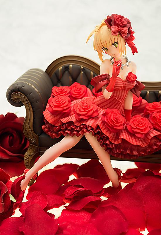 Idol Emperor/Nero Fate Series Figure