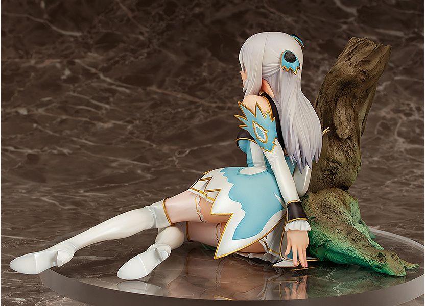 Altina Elf Princess of the Silver Forest Blade Arcus Shining EX Figure