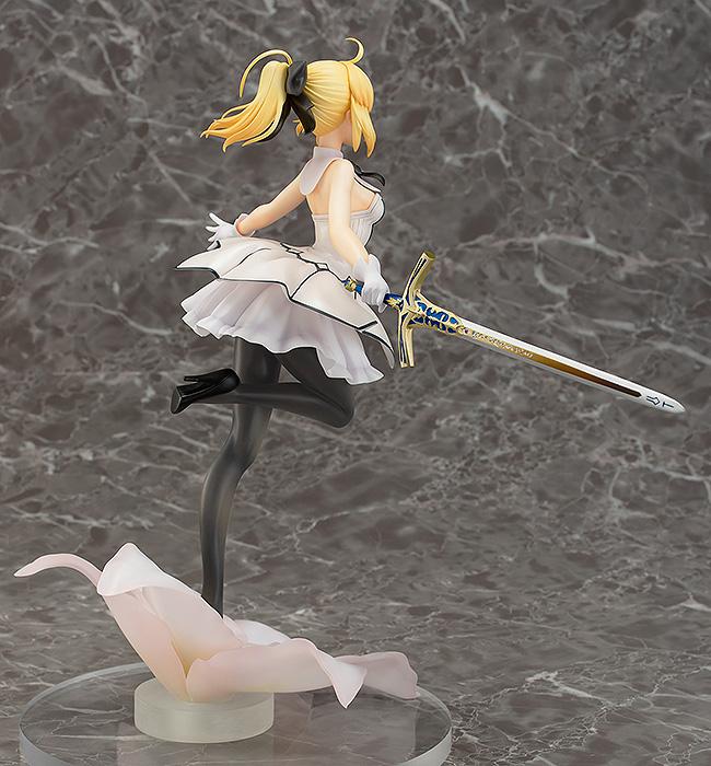 Saber/Altria Lily Pendragon Fate/Grand Order Figure