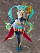 Racing Miku 2018 Challenging to the Top Ver Vocaloid Figure
