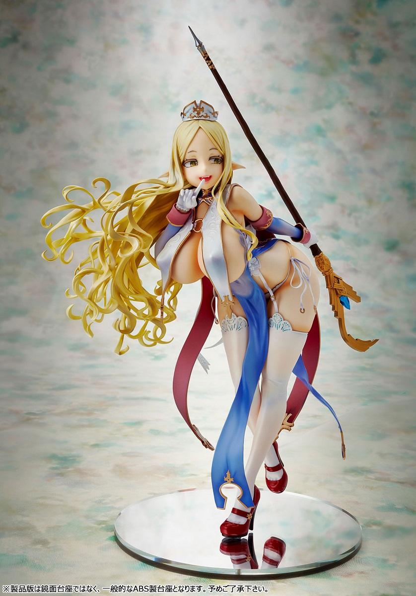 Priscilla Elf Village Original Character Figure